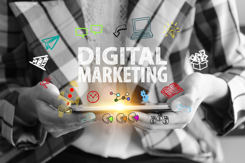 digital marketing administrations
