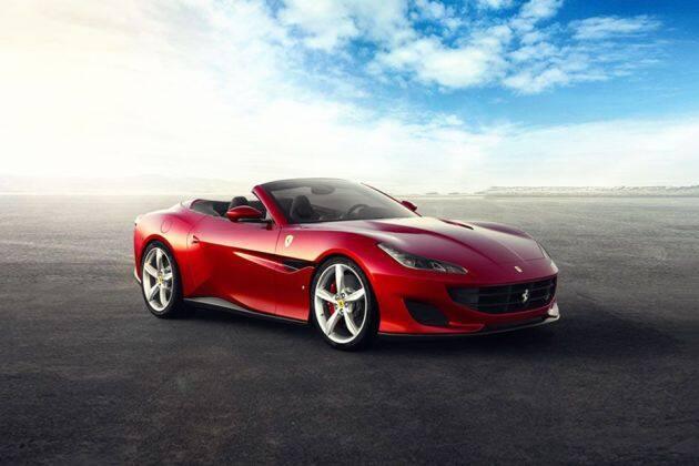Ferrari Car Rental