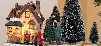efteling kersthuisjes
